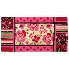 Knoopkleedje patchwork - Rug Patchwork