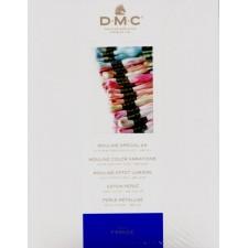 Kleurenkaart DMC borduurgaren mouline 117