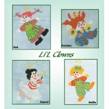 A203 Li'L Angels - Clowns