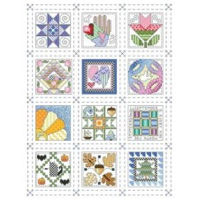 Quilt Block of the Month Sampler