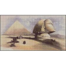 Sphinx in the Desert