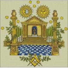 Symbolic Temple