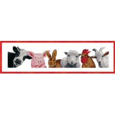 Boerderijdieren - Animaux de la ferme