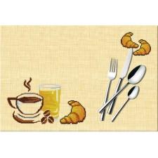 Placemat Ontbijt - Petit déjeuner
