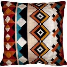 Borduurkussen Tribaal - Tribal