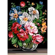 Bloemenvaas - Bouquet de fleurs
