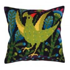 Cushion cross stitch kit Serenade - Collection d'Art