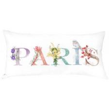 Borduur(tocht)kussen Parijs - Pillow Paris